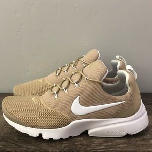 separation shoes 16732 759ae Nike Shoes - Womens Presto Fly SandWhite Running Shoe